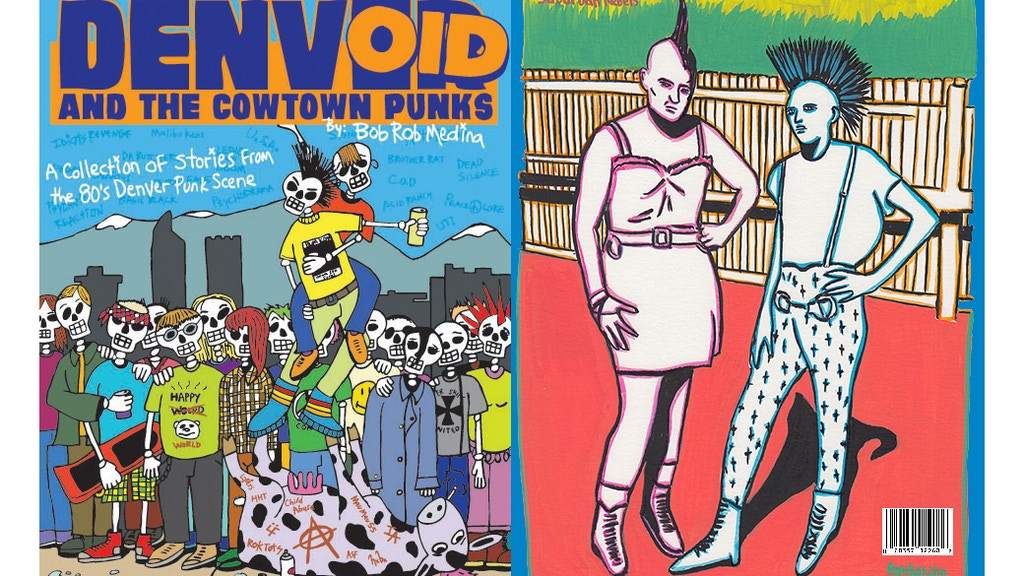 Project image for Denvoid and the Cowtown Punks (Canceled)