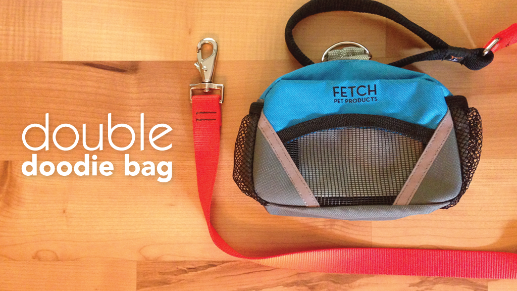 Doodie Bag- holds your crap, and your dog crap too! project video thumbnail