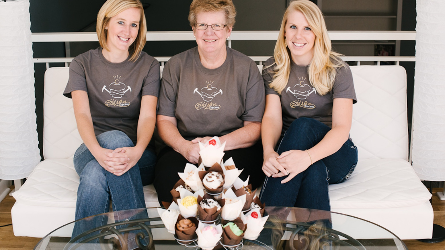 Gold Mine Cupcakes - Retail Location in Golden,CO by Sara ...