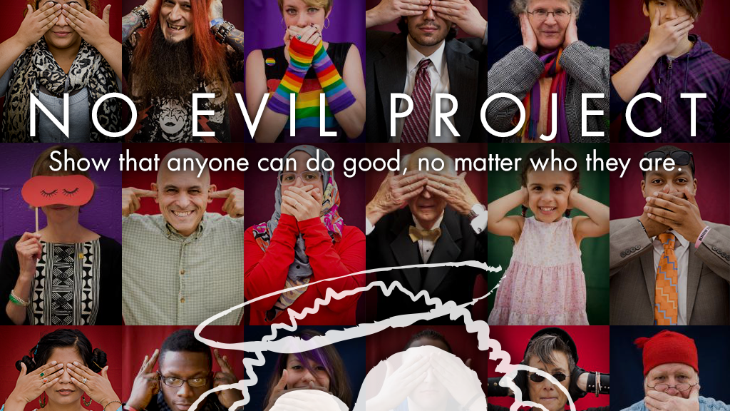 No Evil Project Exhibit: Redefining Stereotypes project video thumbnail