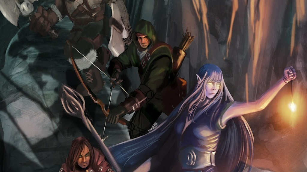 Dungeons and Dragons 5th Ed 3rd & 4th Level Package. project video thumbnail