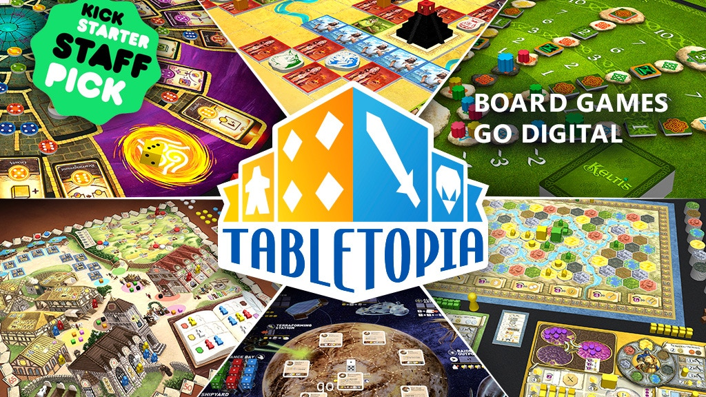 Tabletopia - The digital platform for board games Project-Video-Thumbnail