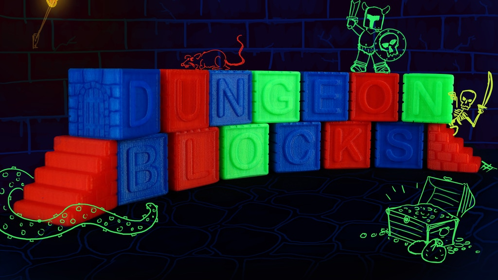 Project image for Dungeon Blocks