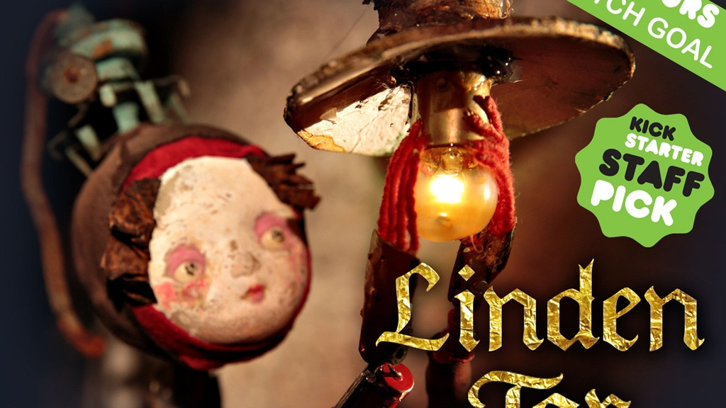 Linden Tar — stop motion animated movie short project video thumbnail