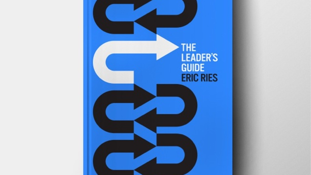 Only on Kickstarter: THE LEADER'S GUIDE by ERIC RIES project video thumbnail