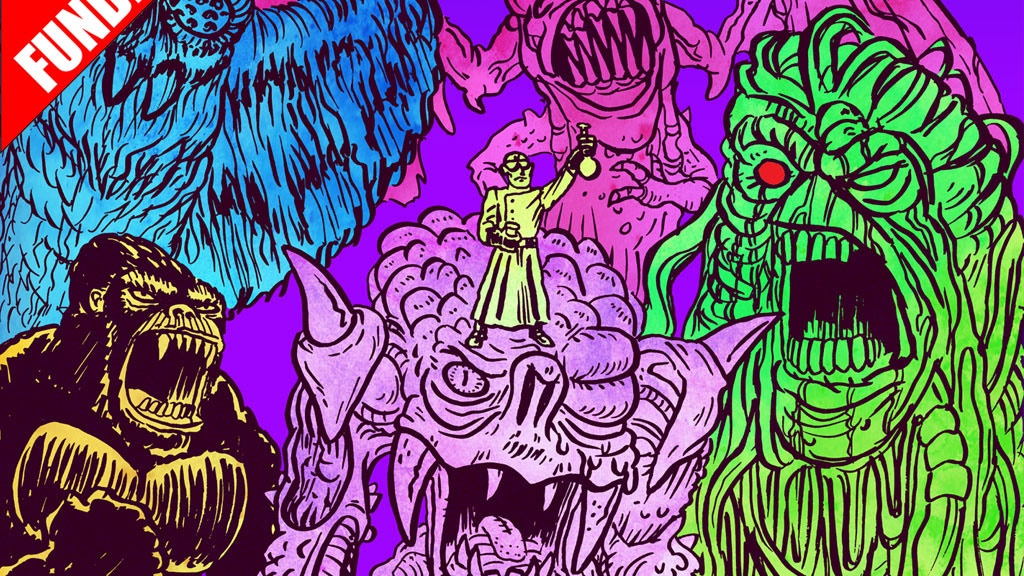 Kaiju Kaos: The Soundtrack, Volume 2 project video thumbnail