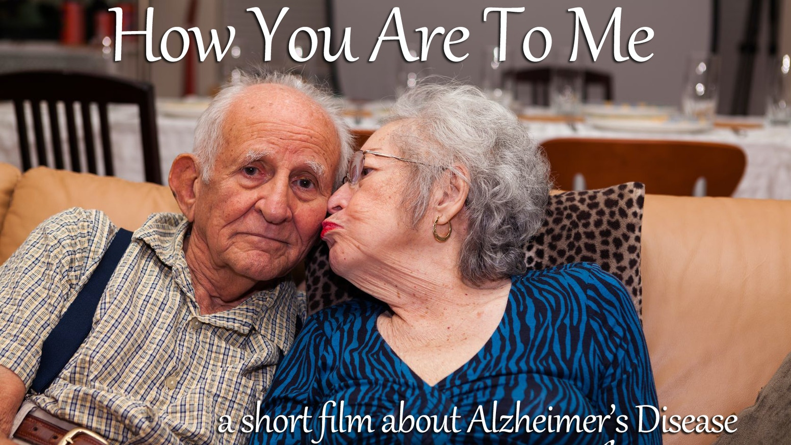 A short film shedding light on the ups, downs, joys, and difficulties of caring for a loved one with Alzheimer's disease.