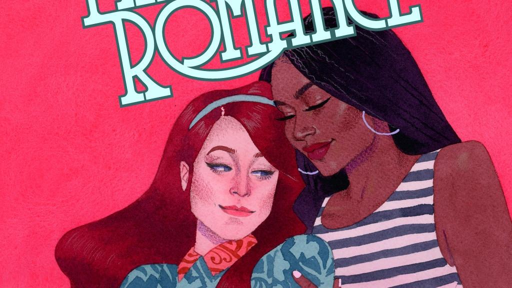 Fresh Romance - An Ongoing Romance Comics Anthology Magazine project video thumbnail