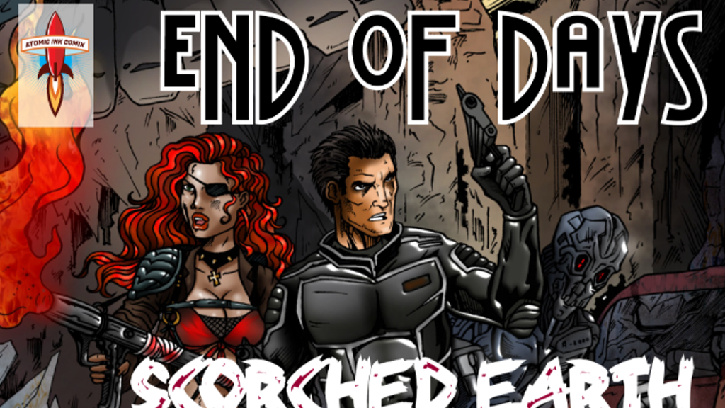 Project image for End of Days - Scorched Earth (Canceled)