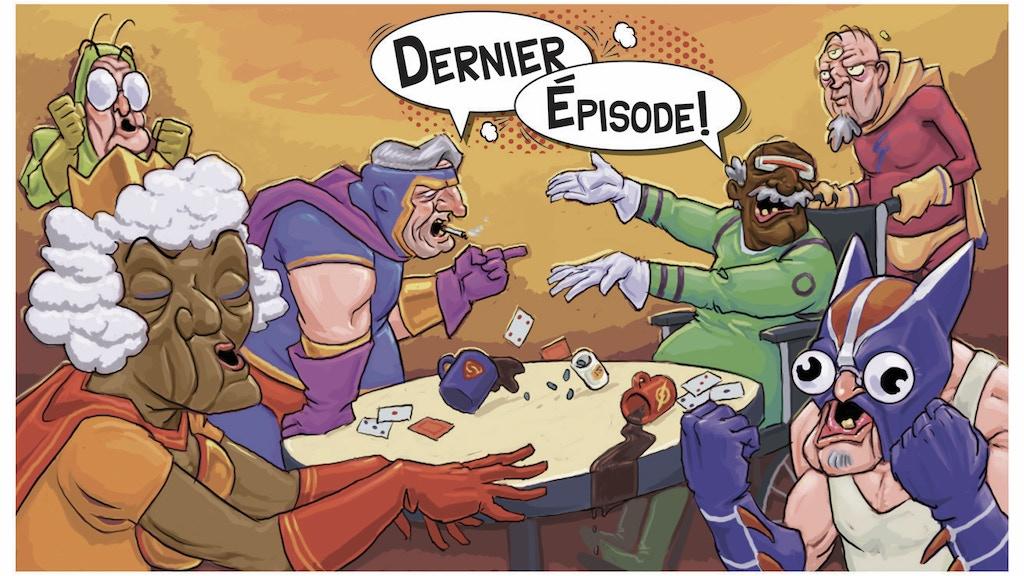 Project image for Dernier Épisode / Last Issue