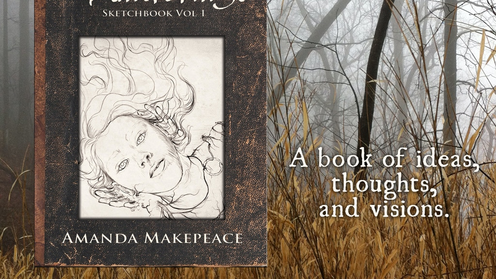 Daydreams and Wanderings - A Book of Sketches project video thumbnail
