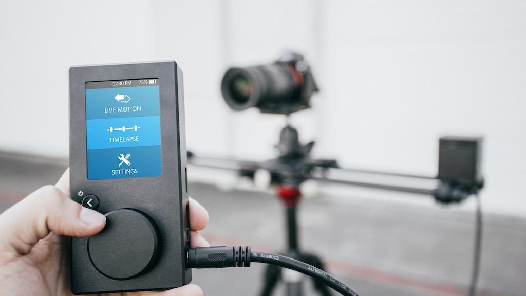 Rhino Slider EVO - Motorized Camera Slider project video thumbnail