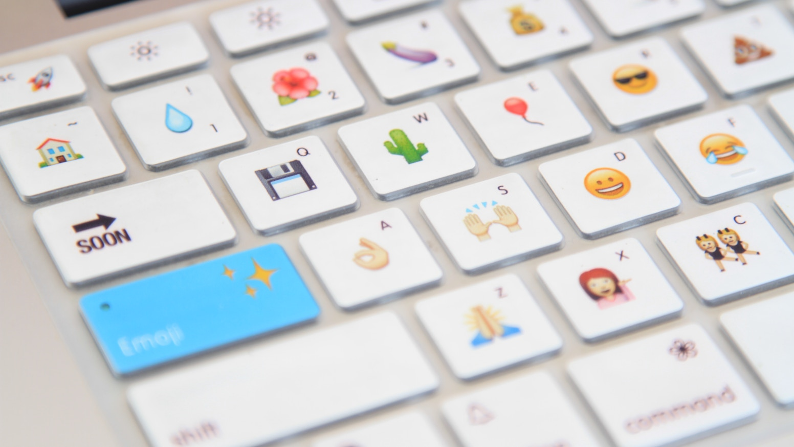 The Emoji Keyboard Type Emoji On Your Mac By Disk Cactus