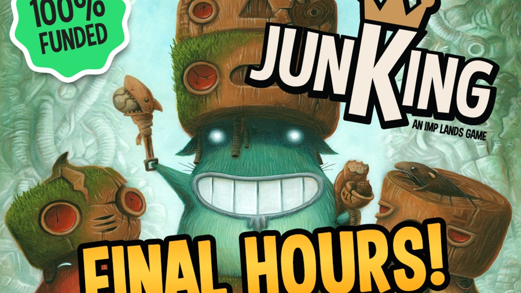 JunKing project video thumbnail