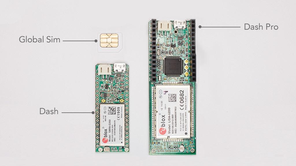 Konekt Dash: Cellular Dev Kit + Free Global Data Plan project video thumbnail