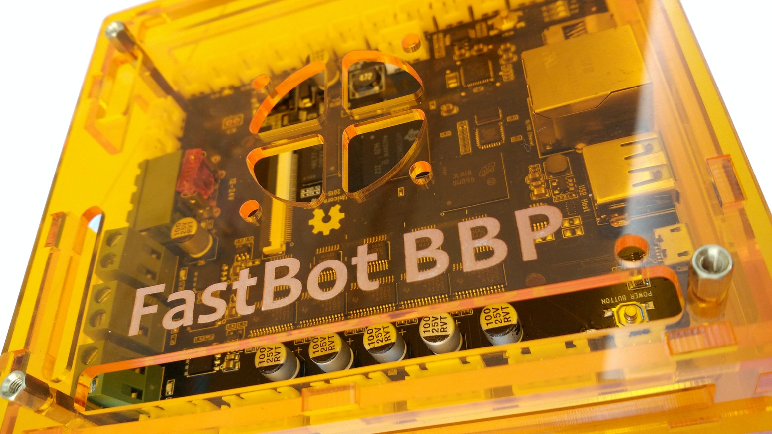 Want to upgrade your 3d printer, we have something for you: the BBP