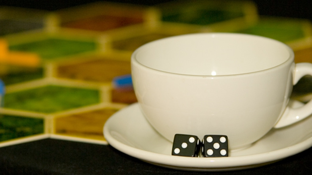 The Dice Cup - A Boardgame Cafe in Nottingham project video thumbnail