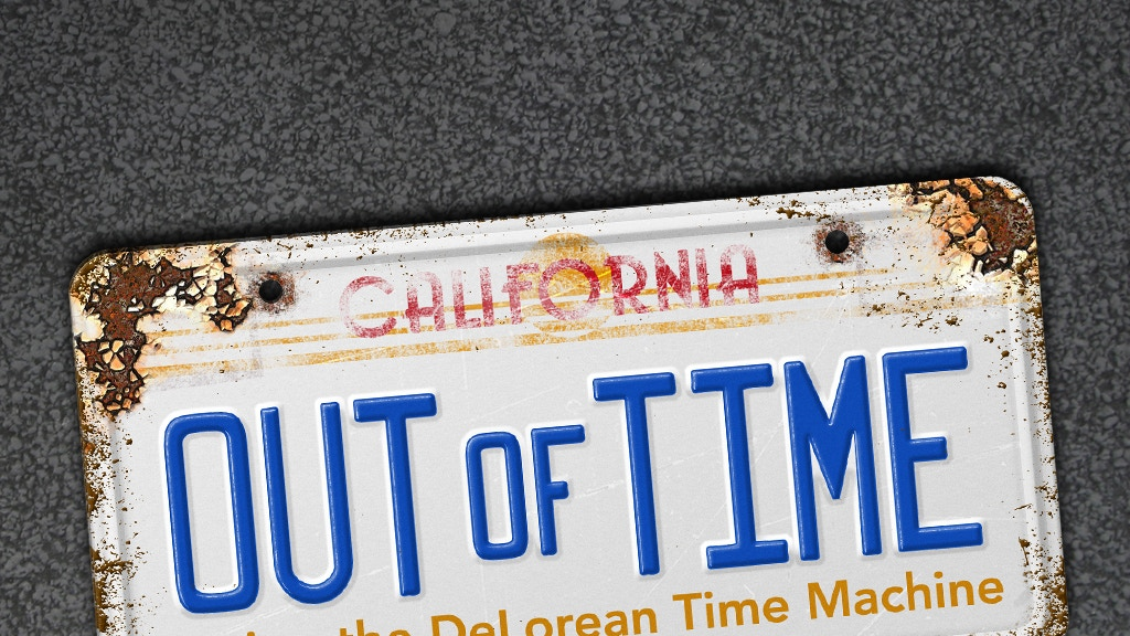 OUT OF TIME:  Saving the DeLorean Time Machine project video thumbnail
