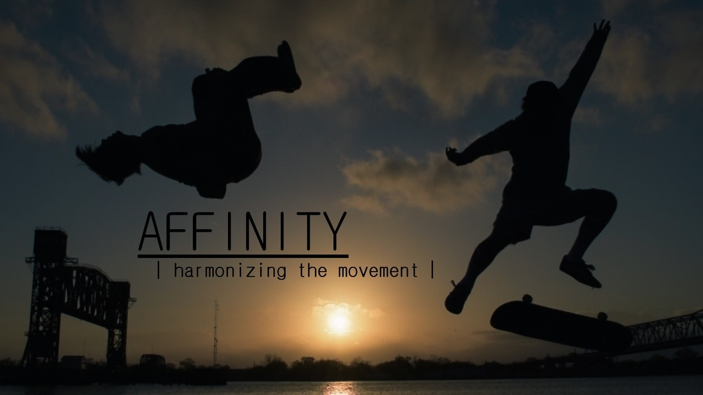 Affinity: Comparing Skateboarding & Freerunning project video thumbnail