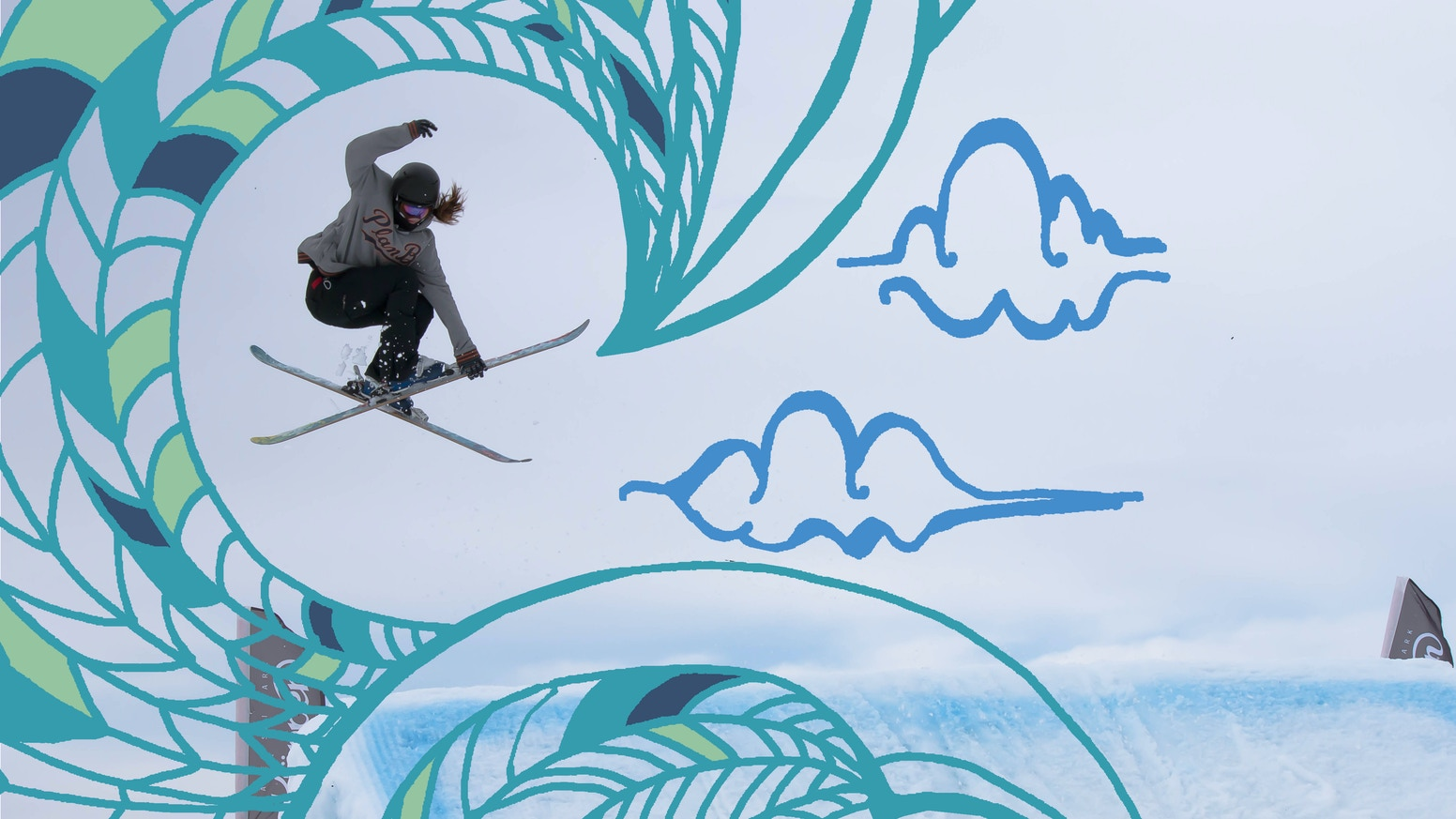 We're the ones we've been waiting for. High-performance skis and snowboards designed by women, for women.