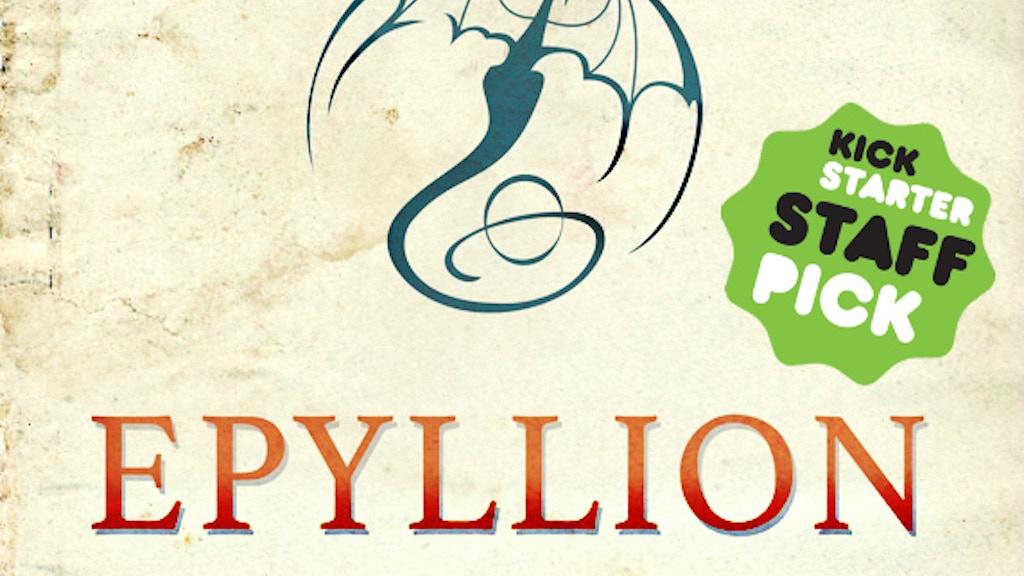 Epyllion, a Dragon Epic RPG project video thumbnail