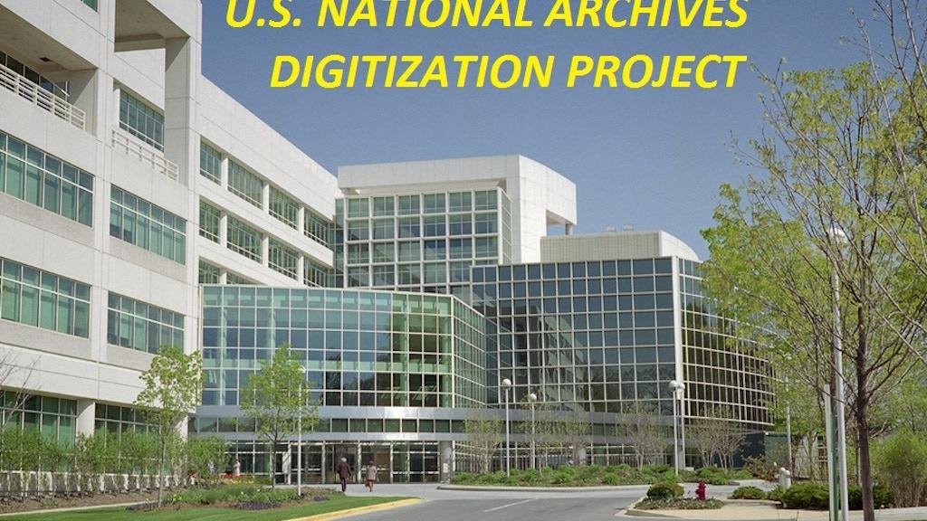 U.S. Virgin Islands Transfer-Era Archive Record Digitization project video thumbnail