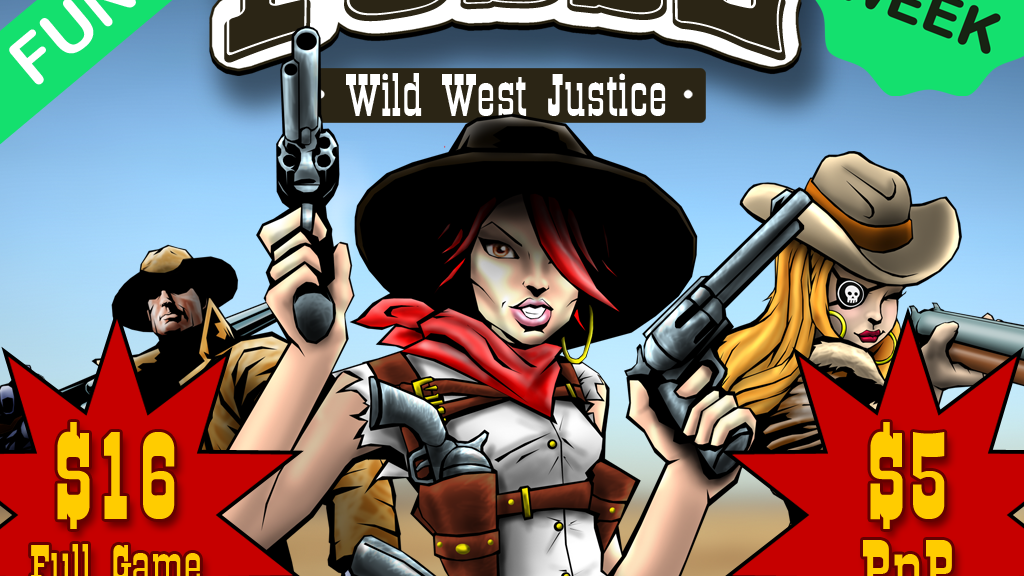 Posse: Wild West Justice reBoot Hill Edition project video thumbnail