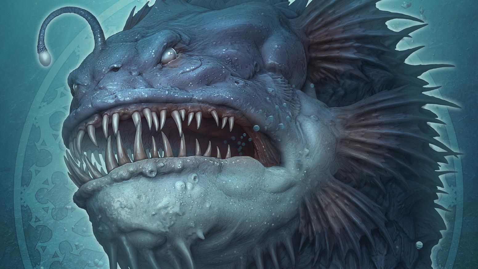 the deep sea blood ice dragons by kerem beyit by robert burke