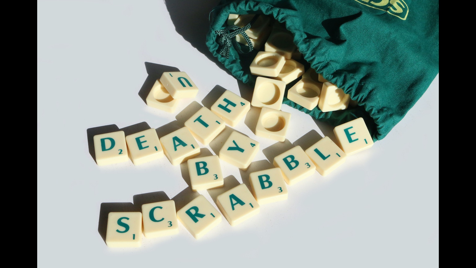 death by scrabble analysis