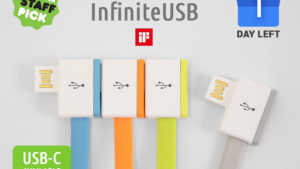 InfiniteUSB - one usb port, unlimited devices project video thumbnail