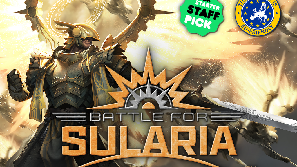 Battle for Sularia: The Battle Begins™ project video thumbnail