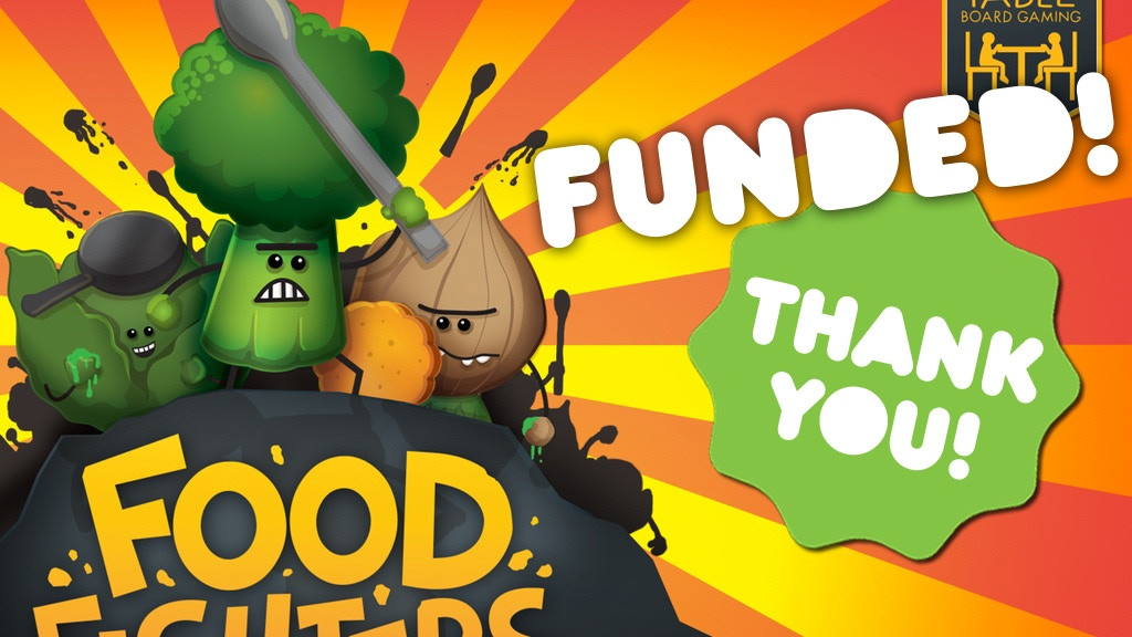 Foodfighters — a battle game with all the right ingredients. project video thumbnail