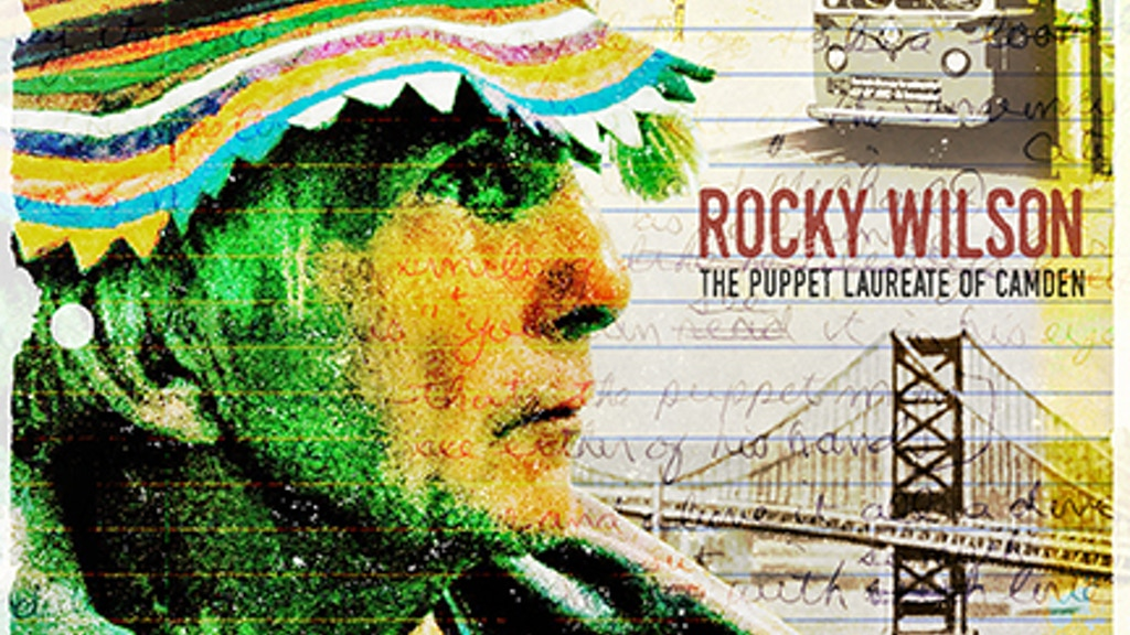 Rocky's Poetry Book project video thumbnail