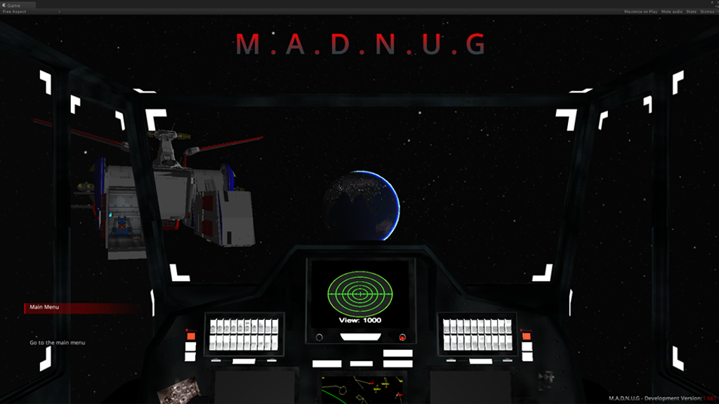 Project image for M.A.D.N.U.G - Real MS Combat!