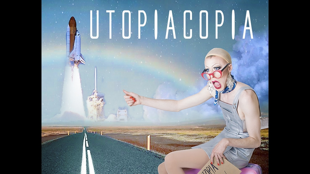 utopiacopia by frosty bob and j 39 s summer camp kickstarter. Black Bedroom Furniture Sets. Home Design Ideas