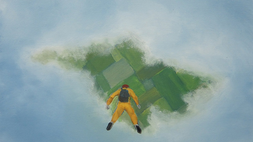 Skydiving Fundraiser project video thumbnail