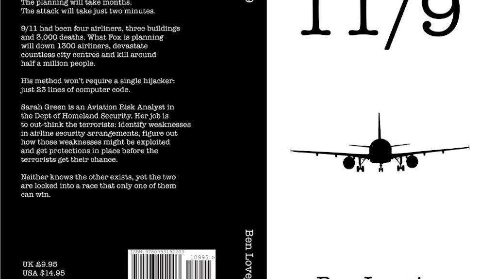 11/9: a technothriller novel (Staff Pick) project video thumbnail