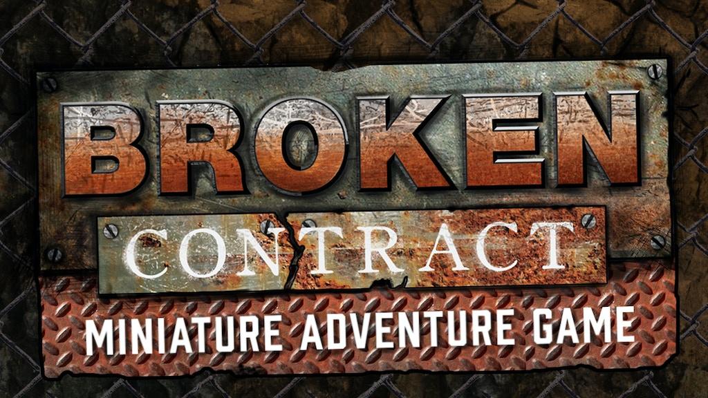 Broken Contract Miniature Starter Set project video thumbnail