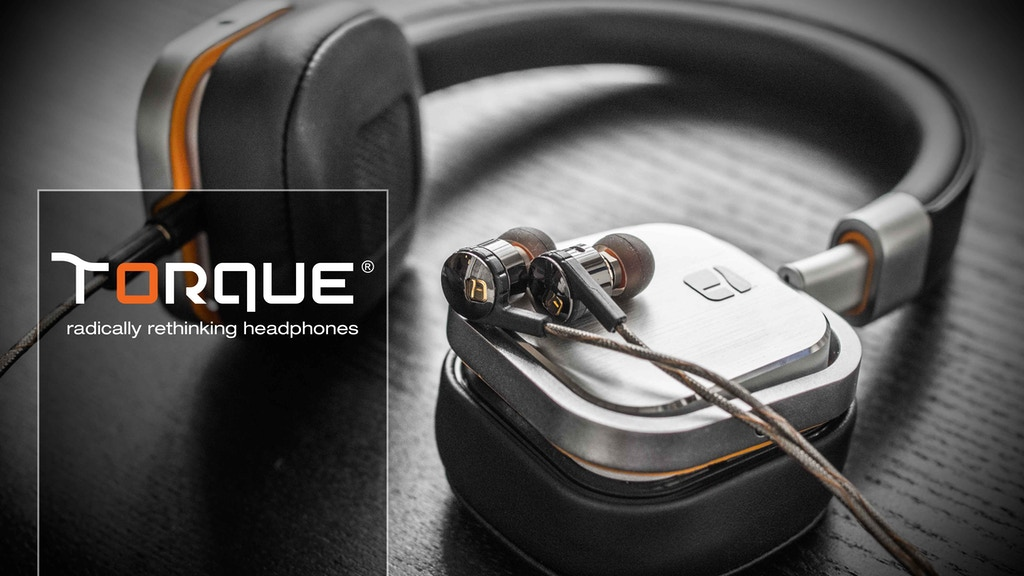 Torque Audio: The World's Most Customizable Headphones project video thumbnail