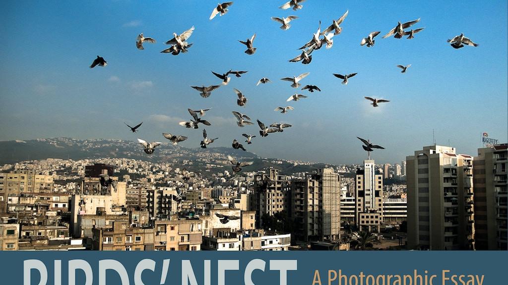 BIRDS' NEST A Photographic Essay of Bourj Hammoud, Lebanon project video thumbnail