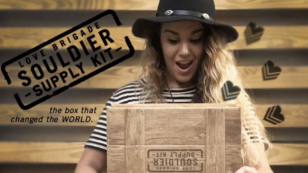 SOULDIER SUPPLY KITS // The box that changed the world!! project video thumbnail