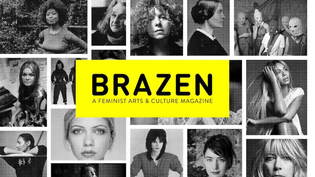 Brazen Magazine project video thumbnail