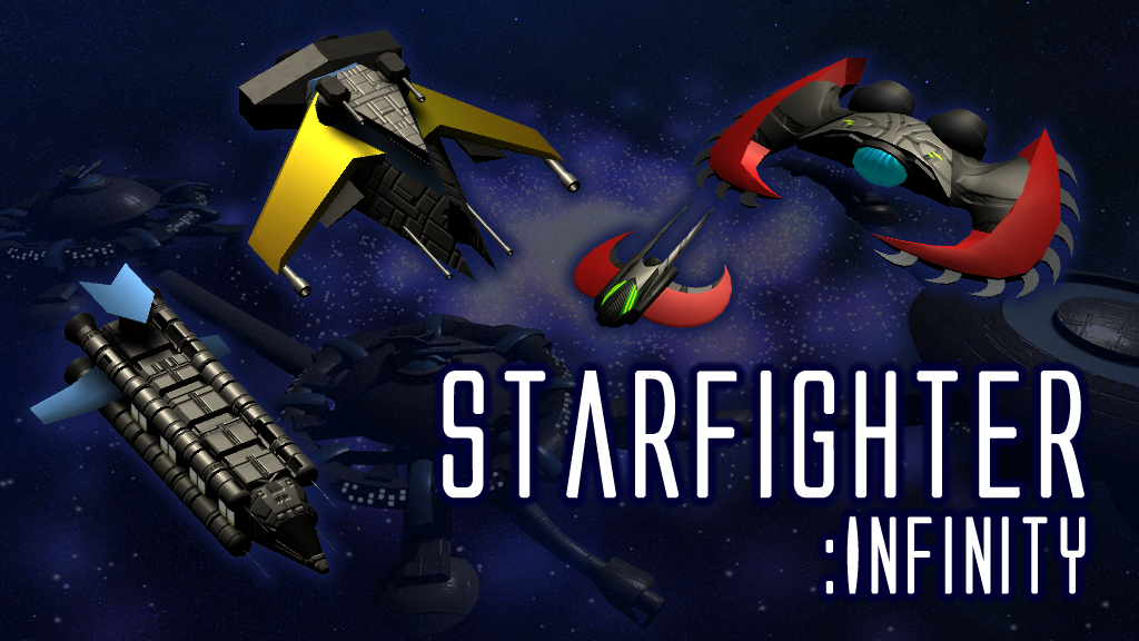 Starfighter: Infinity project video thumbnail