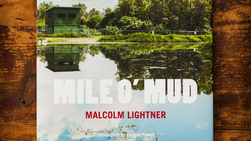 A photography book exploring the muddy Floridian motor sport of Swamp Buggy Racing and its surrounding culture.