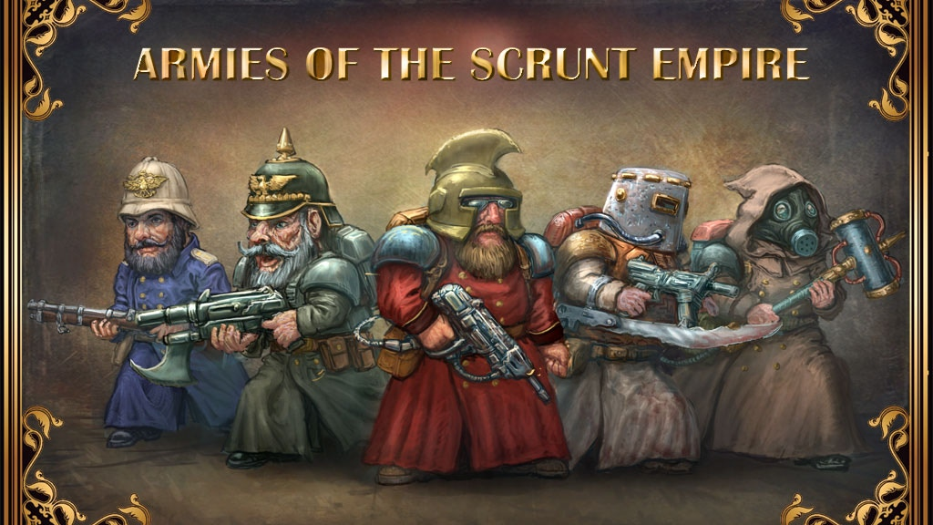 Olleys Armies Presents Armies Of The Scrunt Empire project video thumbnail