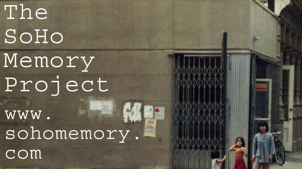The SoHo Memory Project project video thumbnail