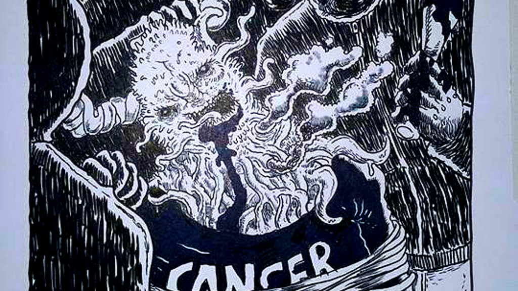 Celebration of Life: A cancer Anthology project video thumbnail