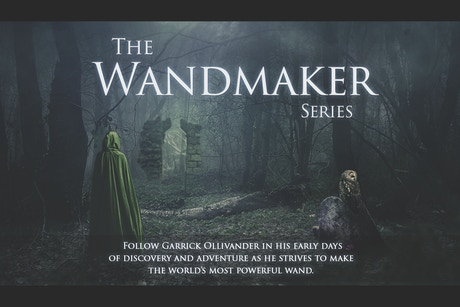 The wandmaker harry potter fan film series by dustin and for Most powerful wand in harry potter
