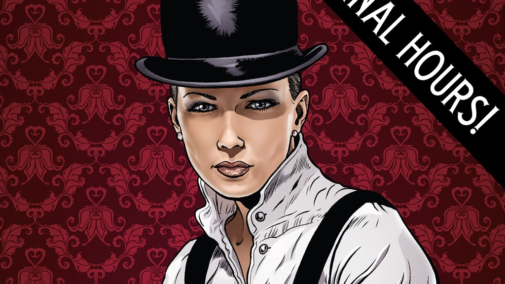 The Tommy Gun Dolls: A 96-page Graphic Novel project video thumbnail