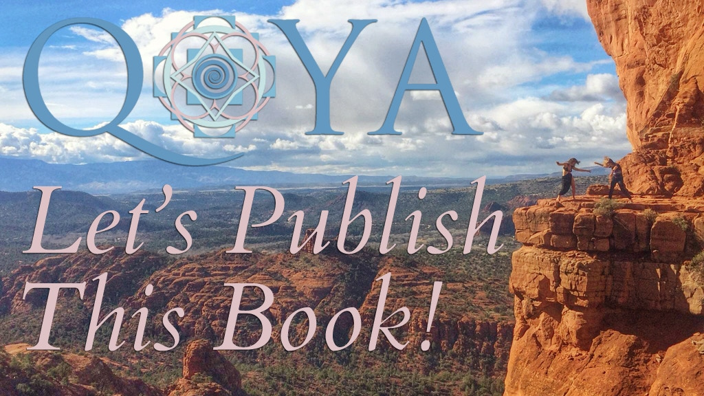 Qoya: Let's Publish This Book! project video thumbnail